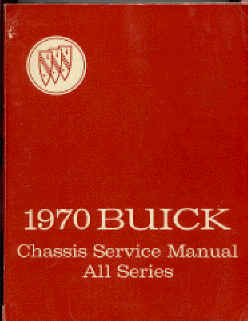 buick shop service repair manual