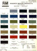 chevy car paint chips
