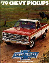 chevrolet truck dealer sales brochure