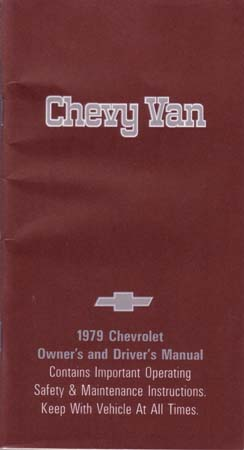 chevy truck owners manual
