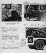 chrysler sales brochure