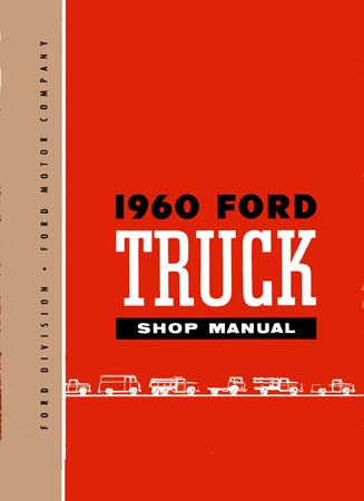 ford truck shop manual