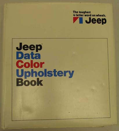 jeep databook