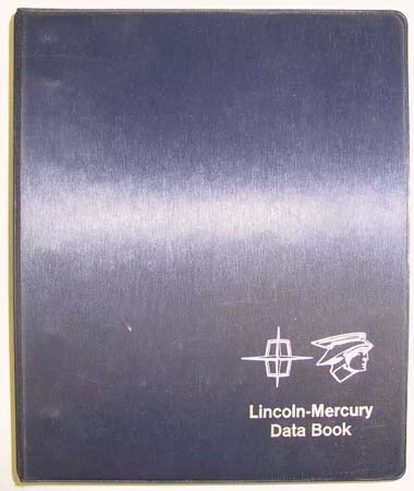lincoln databook