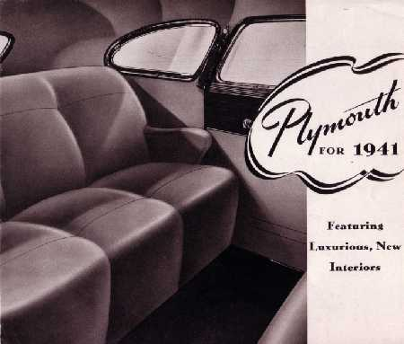 plymouth dealer sales brochure