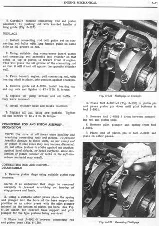 pontiac shop manuals