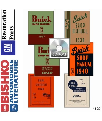 1937 40 buick full line body chassis electrical service manual cd. Black Bedroom Furniture Sets. Home Design Ideas