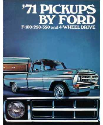 wiring diagram 1973 plymouth scamp 1971 ford f100 f350 truck sales brochure 1973 plymouth wiring diagrams