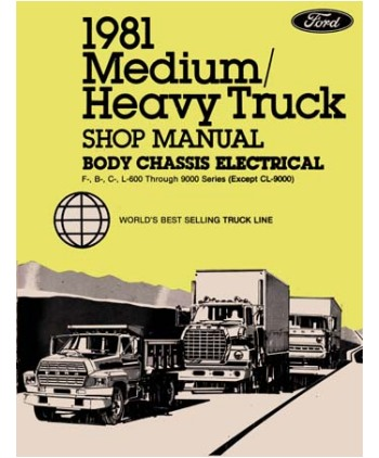 on Ford Truck Wiring Diagrams