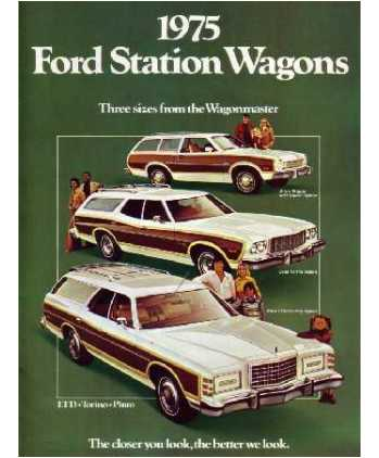 ford station wagon sales brochure