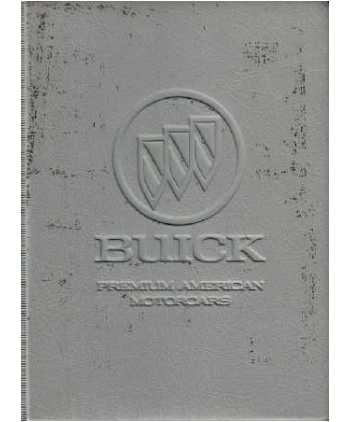 Other Car Manuals 89 1989 Buick Lesabre owners manual Vehicle ...