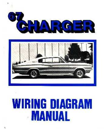 1967 dodge charger wiring diagrams rh autobooksbishko com 1967 Ford Mustang Wiring Diagram 1967 VW Bug Wiring-Diagram