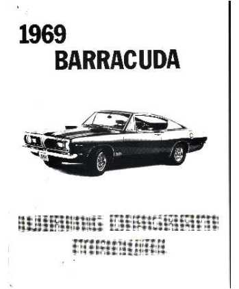 1969 plymouth barracuda wiring diagrams rh autobooksbishko com  1969 plymouth barracuda wiring diagram