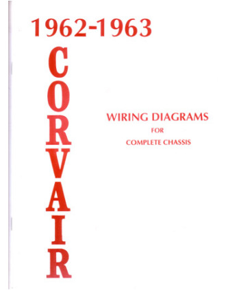 1962 63 chevrolet corvair wiring diagrams