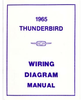 1965 impala engine diagram 1965 ford thunderbird wiring diagrams
