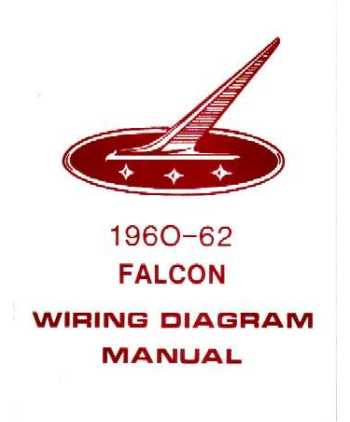 1960 62 FORD FALCON Wiring Diagrams