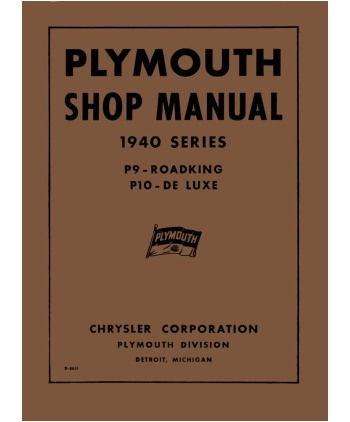 plymouth full line (p9 & p10) body, chassis & electrical service manual 1967 plymouth wiring diagram  1939 plymouth positive ground …