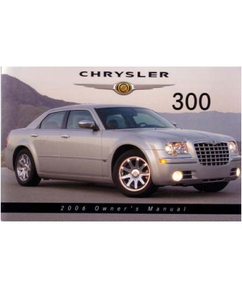 chrysler 300 owners manual 2006 free owners manual u2022 rh wordworksbysea com 2006 chrysler 300c srt8 owners manual 2006 Chrysler 300 SRT8 Specs