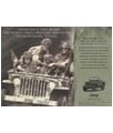 2002 JEEP Full Line Post Card