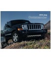 2010 JEEP COMMANDER Sales Brochure