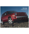 2010 JEEP PATRIOT Sales Brochure [eb11437N]