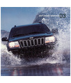 2003 JEEP GRAND CHEROKEE Sales Brochure [eb11879N]