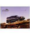 2008 JEEP COMMANDER Sales Brochure