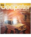 1967 JEEP JEEPSTER Sales Brochure
