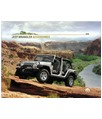 2008 JEEP WRANGLER Accessories Sales Brochure