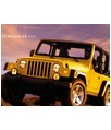 2006 JEEP WRANGLER Sales Brochure