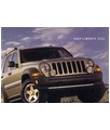 2006 JEEP LIBERTY Sales Brochure