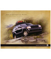 2005 JEEP GRAND CHEROKEE Accessories Sales Brochure