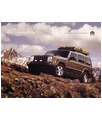 2006 JEEP COMMANDER Accessories Sales Brochure