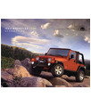 2006 JEEP WRANGLER Accessories Sales Brochure